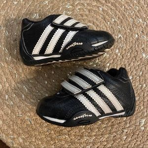 3/$20 Adidas Goodyear Infant Velcro Tennis Shoes